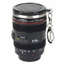 <b>Mini</b> Camera Lens Stainless Steel Thermos Travel <b>Mug</b>, Perfect for ...