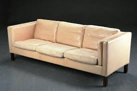 cream color leather sectional sofas