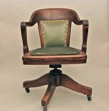 antique wooden office chair. antique deco wooden chair swivel office desk love a library or bankers like this for my o