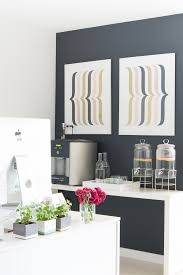 wall art for office space. Why Stop At Tastefully Framed Prints On The Odd Wall Here Or There? Most Idiosyncratic Touch To Paperless Post Office Has Be Wallpapered Art For Space T