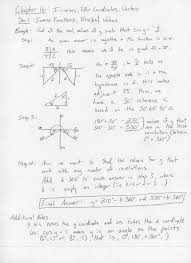 Notes 16 1 trig analytic on geometry final exam review worksheet answers