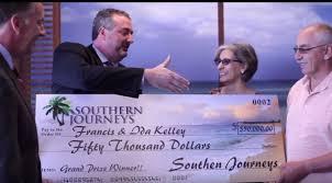Southern Journeys 2017 $50,000 Grand Prize Winner!!! | My Southern Journeys