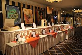 What Is Silent Auction A Simple Gesture How To Display Silent Auction Items Gesture