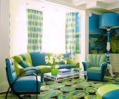 Small Picture Bedroom Splendid Living Colourful Retro Room Interior Design