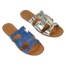 patent leather upper leather lining rubber sole for comfort authentic tory burch sandals