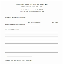 Fillable Doctors Note For Work Doctors Note Print Out Capriartfilmfestival