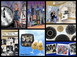 New Years Eve Decorations & Party Supplies
