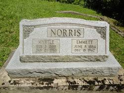 Myrtle Spence Norris (1888-1963) - Find A Grave Memorial