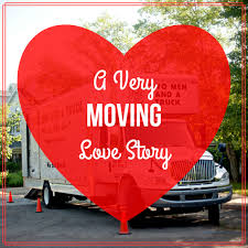 a two men and a truck valentine s day story