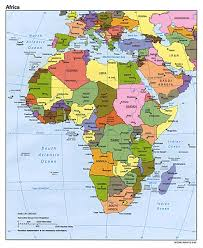 africa maps  perrycastañeda map collection  ut library online
