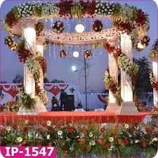 Flower Decoration Design Mandap Decoration In Ahmedabad Sarangpur By Nilkanth Handicraft 10