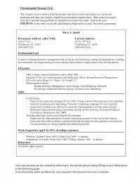 41 Current Resume Styles Famous Foundinmi