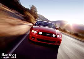 beiruting life style blog ford marks countdown to 50 years of mustang with all new licensed s