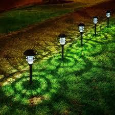Led Pathway Lights Target 8pcs Solar Pathway Lights Waterproof Led Outdoor Garden