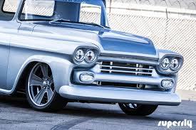 RMD Garage 1958 Chevy Apache 'Dream Catcher' | SuperFly Autos