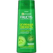 <b>Шампунь</b> Garnier Fructis Огуречная Свежесть для <b>волос склонных</b> ...