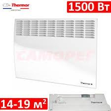 Купить <b>конвектор THERMOR</b> HD <b>EVIDENCE 3</b> ELEC 1500W PLUG ...