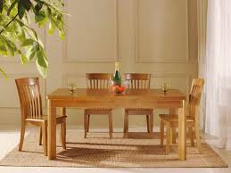 Pine Kitchen Table And Chairs Pine Wood Dining Chairs Winda 7 Furniture