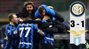 Inter vs Lazio 3-1 All Goals & Highlights 14/02/2021 HD - YouTube