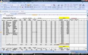 Example Of Payroll Calculation Spreadsheet Calculator Excel And