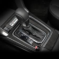 For Subaru Forester SJ accessories Gear Panel Center Console ...