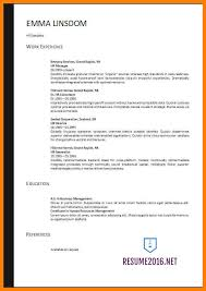 40 Resume Examples 40 Letter Setup Extraordinary Example Resume 2017