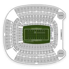 Steeler Game Seating Chart Pittsburgh Steelers Seating Chart Map Seatgeek