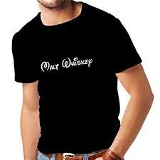 Lepnime Männer T Shirt Malt Whisky Lustige Trinkzitate Coole