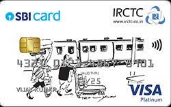 compare sbi card prime vs irctc sbi