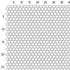 81 Best Graph Paper Images Graph Paper Peyote Patterns Peyote