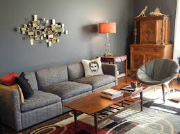 Orange And Grey Living Room Living Room Great Orange And Grey Living Room 58 On With Orange