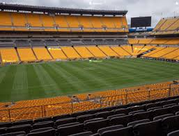 Heinz Field Virtual Seating Chart Heinz Field Section 208 Seat Views Seatgeek