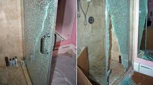ht shattered glass shower door ll 121005 wmain