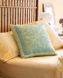 How to Make a Hawaiian Quilted Pillow Cover | Martha Stewart & What You'll Need Adamdwight.com