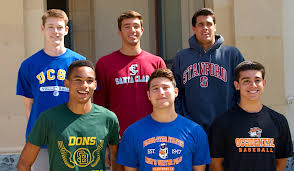 santa barbara high student athletes taking their to the next level include