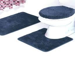 navy blue bathroom rugs s and white striped bath mat plush target