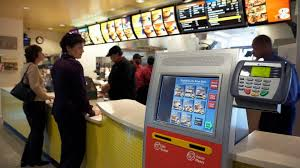 Mcdonalds Vending Machine Extraordinary McDonald's Hits Alltime High As Wall Street Cheers Replacement Of