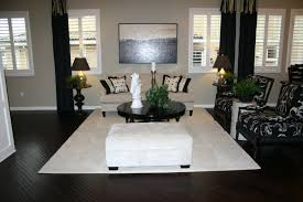 dark furniture living room. Popular Dark Hardwood Floors Living Room With Cool Furniture | House