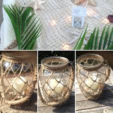 glass bubble candle holder hanging beach wedding candles candlestick park 2017