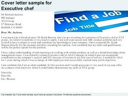 Pastry Chef Cover Letter Best Solutions Of Sample Chef Cover Letter