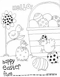 Coloring Page Accesorios Bb Pinterest Easter Colouring Pdf