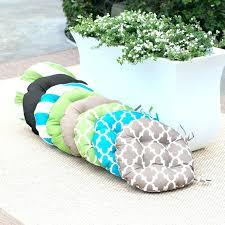 interesting round chair cushions round chair cushions round seat cushions outdoor seat cushions round outdoor chair