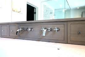 wall mount bathroom faucet bathtub wall mount faucet wall bathroom faucets a perfect partner for your wall mount bathroom faucet