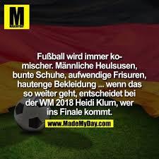 Fußball Wird Immer Komischer Männliche Made My Day