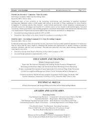 University Recruiter Sample Resume Elnours Com