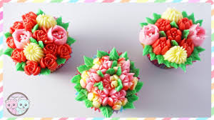 How To Use Russian Piping Tips Russian Piping Tips With Couplers Summer Cupcakes