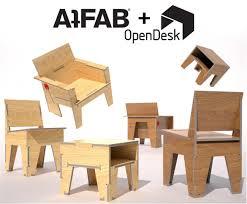 Open Source Furniture Designs Atfab_opendesk Cnc Furniture In 2019 Furniture