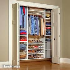 Cheap Closet Organizer Closet Organizers Do It Yourself Lowes Best