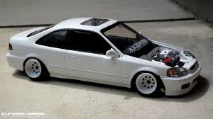 ≫ IMAGE OF THE DAY: '96 EM1 HONDA CIVIC COUPE