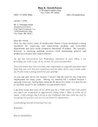 Accounting Cover Letter Sample Penza Poisk
